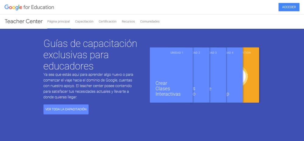 Tesoros Zigza para maestros - Google Teacher Center