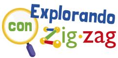 Explorando con Zigzag Logo