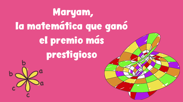 Maryam Mirzajani - Super Heroína de la Ciencia Zigzag