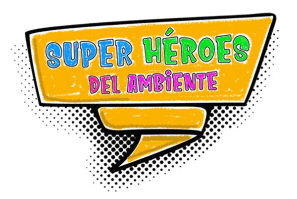 Super héroes del ambiente Zigzag