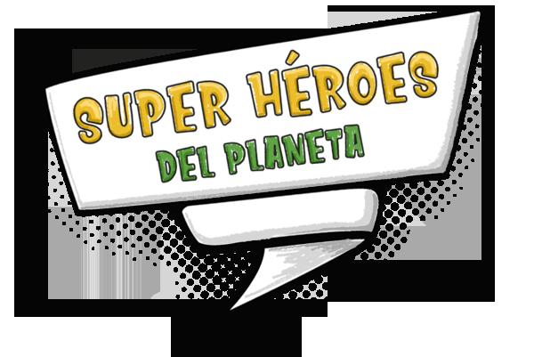 Superhéroes del planeta Zigzag