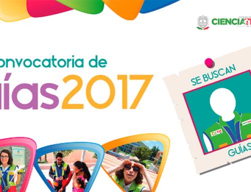 2da. Convocatoria para guías Octubre 2017 – Marzo 2018
