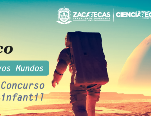 "Concurso de dibujo infantil ""Explorando nuevos mundos"""