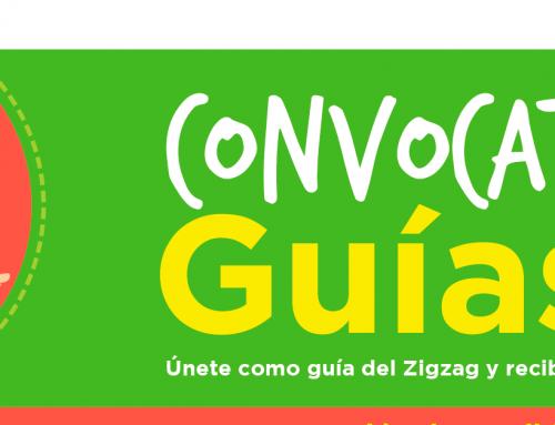 2da. Convocatoria de Guías Zigzag 2018