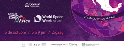 Semana Mundial del Espacio 2018