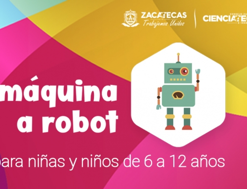 De Máquina a Robot