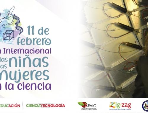 Día Internacional de la Niña y la Mujer en la Ciencia 2019