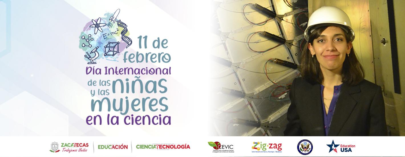 Dia Internacional de la Mujer y Niña en la Ciencia - Zigzag