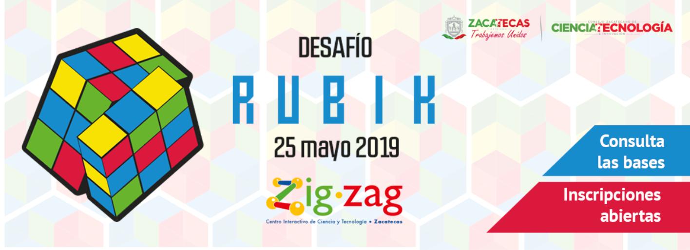 9no Desafío Rubik Zigzag 2019