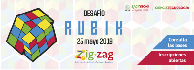 Desafío Rubik Zigzag 2019