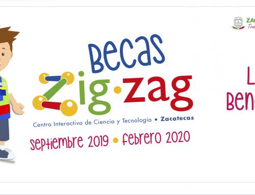 Resultados Becas Zigzag Septiembre 2019 – Febrero 2020