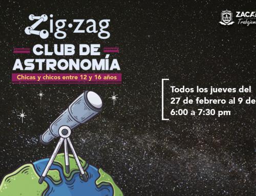 Club de Astronomía I