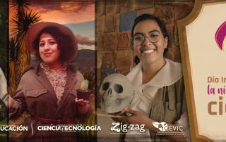 Día de la niña y la mujer en la Ciencia 2020