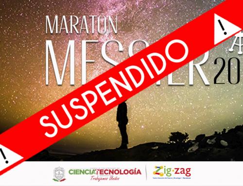 Maratón Messier 2020