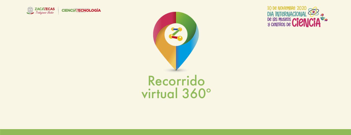 Recorrido virtual 360° Zigzag