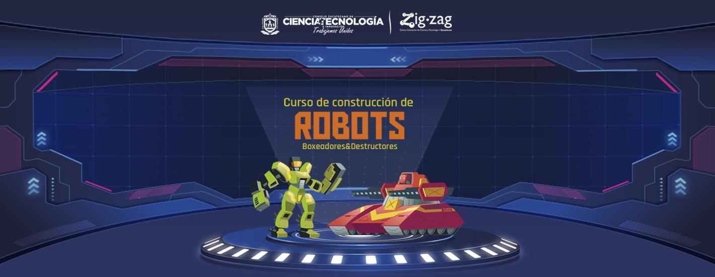 Curso «Construcción de robots»