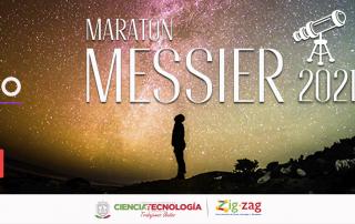 Maratón Messier 2021 Zigzag