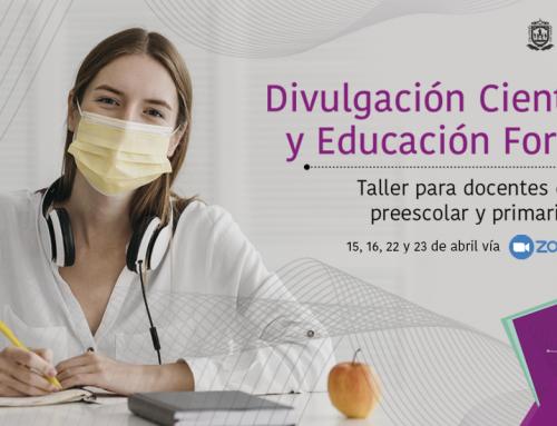 Curso-taller «Divulgación científica y educación formal»