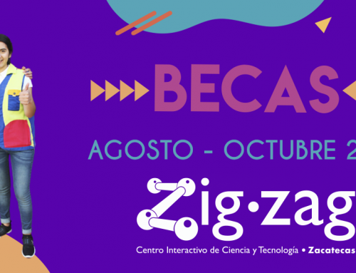 Beca Zigzag Agosto – Octubre 2021